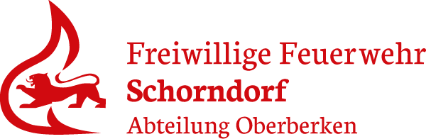 Logo der Freiwilligen Feuerwehr Schorndorf Abteilung Oberberken